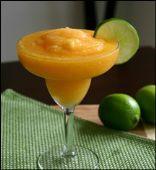 Tropical Mango-rita Slushie