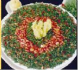 Al Tabbouleh Allbnaniya (Parsley Salad)
