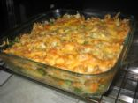 Veg Casserole /w Cream of Asparagus