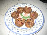 Tiffany's Stuffed Mushrooms