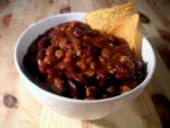 Lisa's Cowboy Bbq Chili