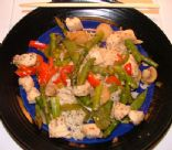 Sinfully Sinless Spicy Stirfry