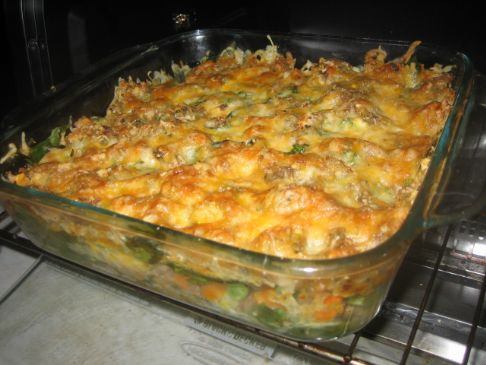 Veg All Casserole Recipes Sparkrecipes