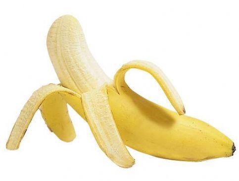 Banana Cream Bread Pudding For One