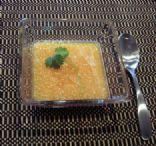 Minted Cantaloupe Soup