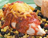 Easy Salsa Chicken