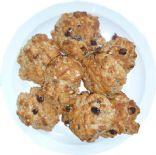 Fruity scones / IN SWEDISH: Frukt scones