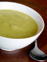 Zucchini Garlic Soup