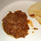 Crock Pot Barbecued Beef