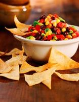 Image of Avocado And Black Bean Salsa, Spark Recipes