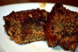Best Ever Oatmeal Cake