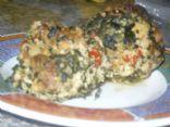 Easy Sausage VeggieBalls