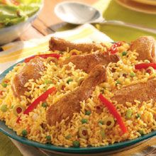 Image of Arroz Con Pollo Cuban Style, Spark Recipes
