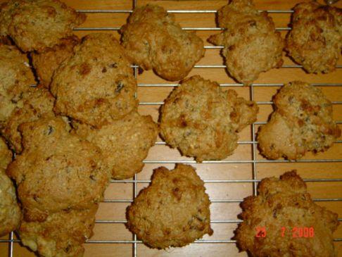 Mum's Lunchbox Cookies