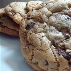 Best Big, Fat, Chewy Chocolate Chip Cookie Recipe | SparkRecipes