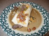 HealthierLynn's Wet Burritos (Beef)
