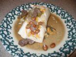 HealthierLynn's Wet Burritos (Beef)