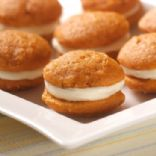 Mini Pumpkin Whoope Pies