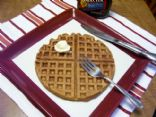 Low in Sweet Waffles