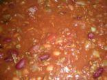 Veggie Chili Bean Chili