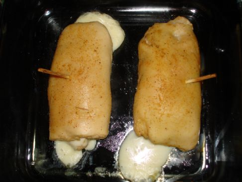Chicken Cordon Bleu 4 Two