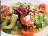 Shrimp Zesty Salad