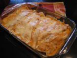 Creamy Burrito Bake