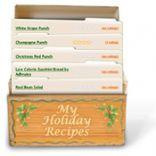Gwynn's Thanksgiving & Holiday recipees