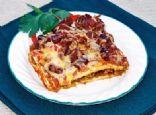 Low-Fat Lasagna Mexicana
