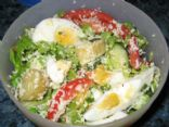 Egg & Potato Salad