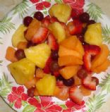 Brandys No Nonsense Fruit Salad