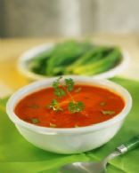 Fresh Tomato Basil Soup