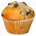 Muffins, Blueberry