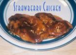 Valentine (Strawberry-Balsamic) Chicken
