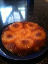 Pineapple Upsidedown cake