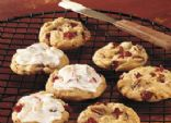 Orange cranberry cookie
