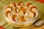 Nearly Fat Free Banana Pudding