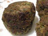 Gluten-Free Buffalo Meatballs