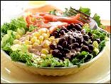Southwest Flavor Salad