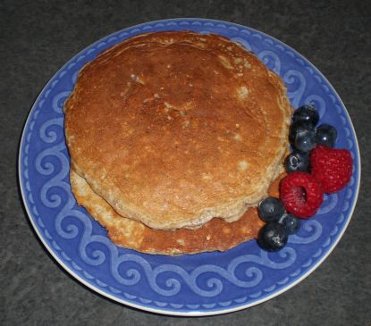 Protein Pancakes (non dairy)