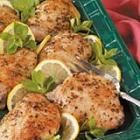 Oregano Lemon Chicken