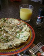 Turkey/Chicken Frittata