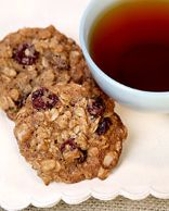 Chewy Cherry-Oatmeal Cookies by Martha Stewart