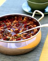Vegetarian Bean Chili