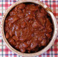 Fresh Pinto Bean Chili