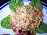 Quick and Easy Chinese Slaw