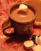 Rich Mexican Hot Cocoa