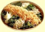 Cooked Vegetables with Grated Coconut(Urap)