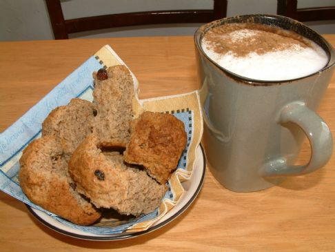 South African whole wheat meusili rusks