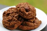 Whole wheat chocolate chip cookies (100 calorie)